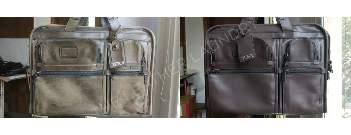 Leather Bag Colour Restoration mumbai
