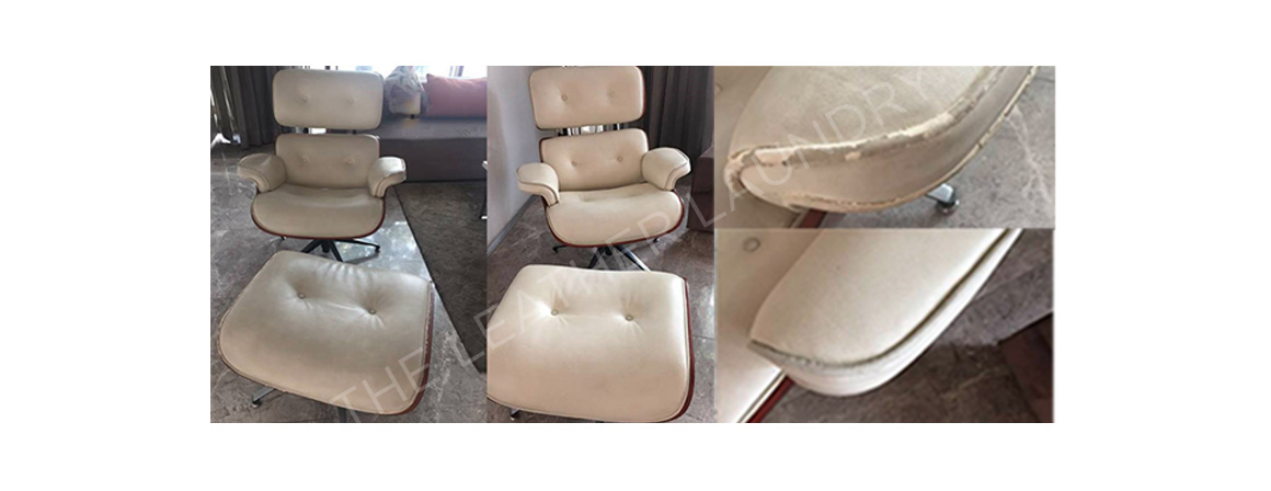 Leather sofa cleaning and repair service in Delhi NCR