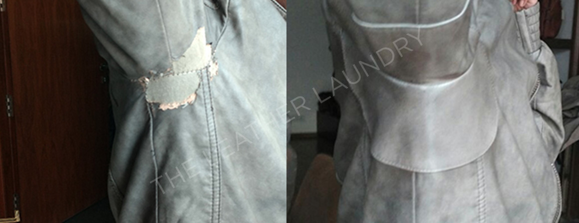 Leather Jacket Repair Delhi