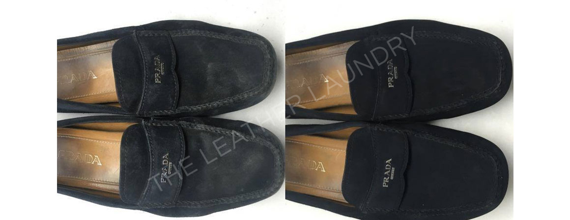 Suede shoe dry cleaning service in Delhi