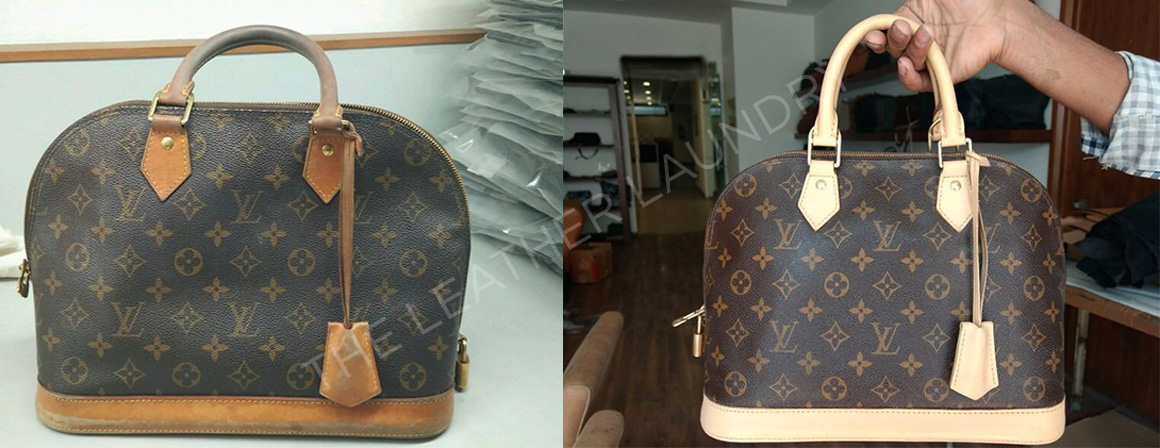 79369dcb6e ... Louis Vuitton Coin Purse Repair. Bags and shoes dry cleaners in Delhi
