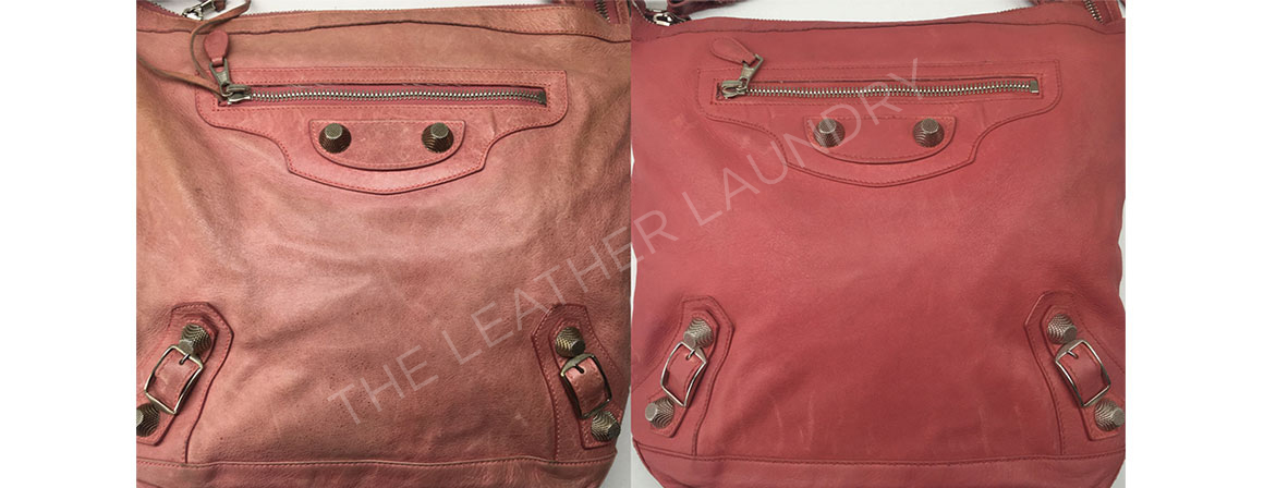 Leather handbag cleaning services in Delhi