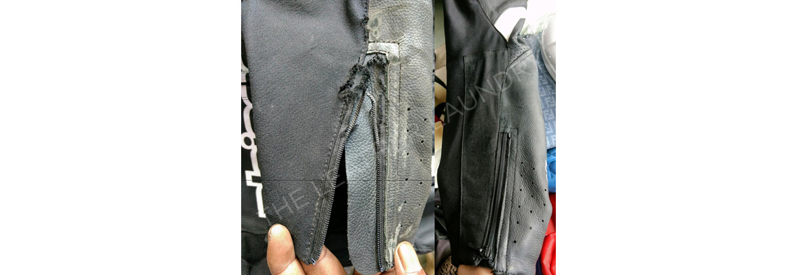 Leather Jacket Repair, Polishing & Alterations - Delhi ...